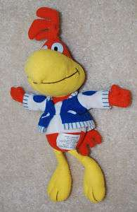 Plush Doll General Mills Cereal Sonny Cuckoo Bird VTG