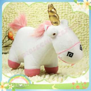 DESPICABLE ME Fluffy Unicorn 9 Toy Stuffed Plush Doll