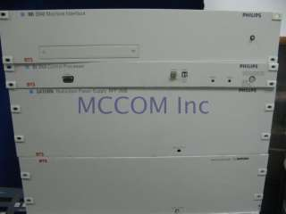 This auction is for a BTS/ Philips Saturn MCS 4000 Multichannel On Air