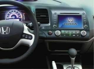 AUTORADIO,MONITOR, NAVIGATORE GPS,HONDA CIVIC 2006 2011