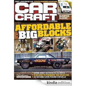 Car Craft: Kindle Store: Source Interlink Magazines