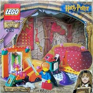 LEGO Harry Potter 4722 Gryffindor House Ron Weasley NEW