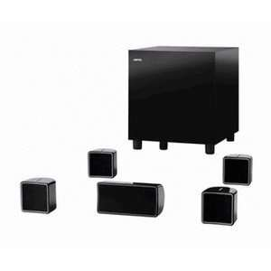 Jamo A 102 HCS 6 5.1 Home Theater Speaker System (Black