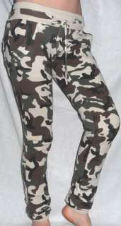 pantalone mimetico militare lungo vita bassa verde donna 40 42 44 46