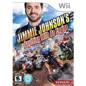 Exclusive Anything with an Engine Wii By Konami: Electronics