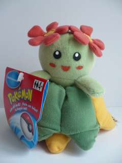 POKEMON SOFT PLUSH TOY HASBRO BELLOSSOM PLUSH DOLL