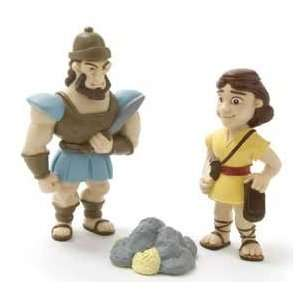 David and Goliath Action Figure Toys & Games