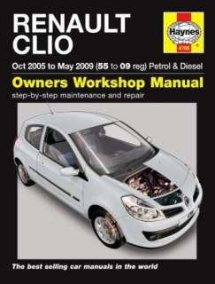 in 2010 part of the haynes service repair manual series renault
