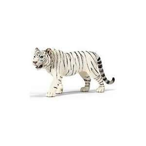 White Tiger ~2.25 Mini Figure Schleich Wild Life Big Cats Serie