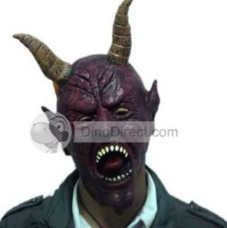 Wholesale Hom Screaming Scary Ox Demon Monster Halloween Mask
