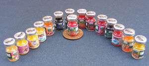 Full Glass Preserve Jar Dolls House Miniature Jam