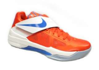 Nike Zoom KD IV Creamsicle Mens Basketball Shoes Team