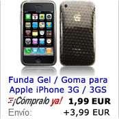 Funda Cuero/ Piel Blackberry Curve 8520 9300 color ROSA