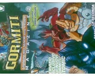 Gormiti magazine n.2 rivista ufficiale a Varese    Annunci
