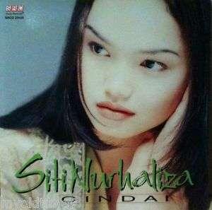 SITI NURHALIZA CINDAI 1997s CD SURIA RECORDS