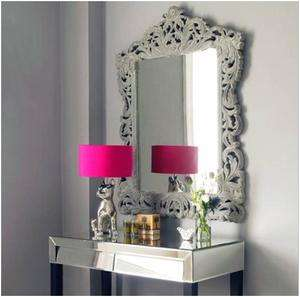 Mirror Hallway, Display, Entrance, Console, Vanity Dressing Table