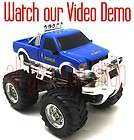 43 mini rc radio remote control pickup monster truck