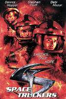 Space Truckers (1997)   DVD in Movies: Science Fiction/Fantasy  JR
