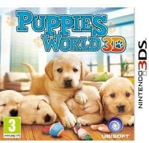 Puppies World 3D   Compare Prices   PriceRunner UK