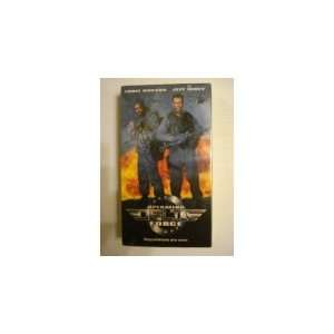 Operation Delta Force [VHS] Ernie Hudson, Jeff Fahey, Rob