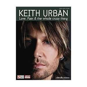 Keith Urban   Love, Pain & The Whole Crazy Thing Sports