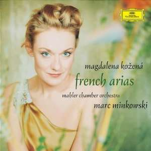 French Arias: Magdalena Kozena, Ambroise Thomas, Jacques