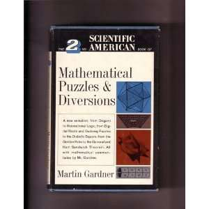 Book of Mathematical Puzzles and Diversions: Martin Gardner: Books