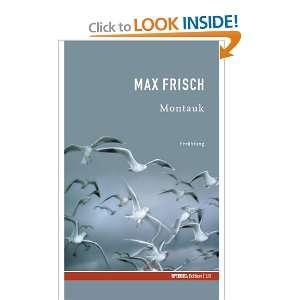 Erzählung. SPIEGEL Edition Band 18 (9783877630181): Max Frisch: Books
