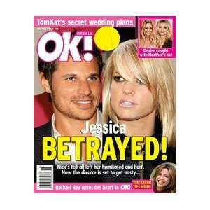 Issue (Johnny Depp, Natasha Henstridge, Rachael Ray) OK Weekly Books