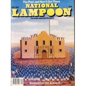 National Lampoon Magazine September 1980 P. J., ed. ORourke Books