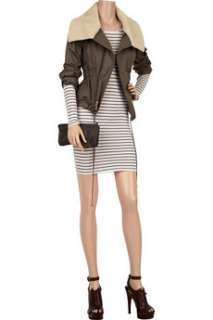 Twenty8Twelve by s.miller Regina striped jersey dress   70% Off Now at