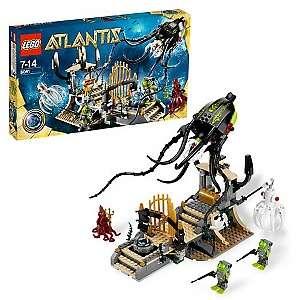LEGO Atlantis 8061 Gateway Of The Squid