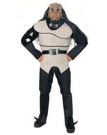 Star Trek Klingon Male Deluxe Adult Costume
