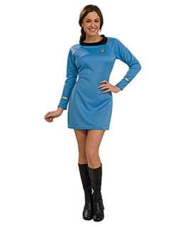 Star Trek Classic Adult Blue Dress