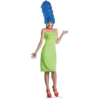 The Simpsons   Marge Deluxe Adult Costume, 69936