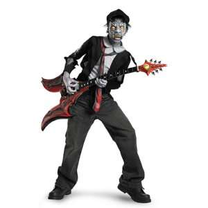 Hard Rock Child/Tween Costume, 69714