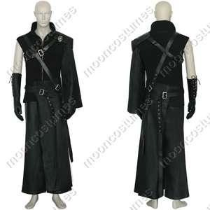 costumes in shopping cart final fantasy vii cloud strife