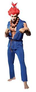 Street Fighter Akuma Adult Costume   Includes Pants, shirt, belt