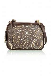Studded Glam Lily Cross Body Bag by D&G Dolce&Gabbana