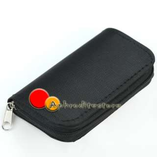 Storage Carrying Case Holder Wallet For CF/SD/SDHC/MS/DS 3DS Games