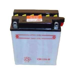 YB12A B Wet Battery without Acid Automotive