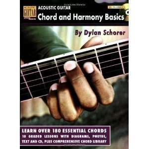 Acoustic Guitar Chord and Harmony Basics Book/CD (String