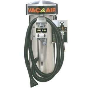 JE ADAMS Vacuum & Air Machine   GAST Compressor   Vault