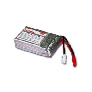 1volt 600mAh 25C Li Poly Lipo Battery Pack for RC airplane helicopter