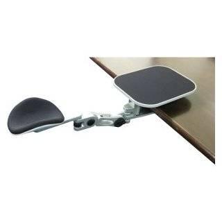 EG ErgoArm Ergonomic Adjustable Computer Arm Rest with Mouse Pad