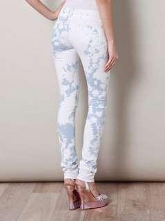 Tie dye low rise skinny jeans  Isabel Marant