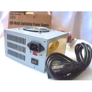 ATX 250W Switching Power Supply PS 250ATX Electronics