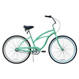 Beach Cruiser Bicycle Woman 26 Firmstrong Urban Lady multi speed (7sp