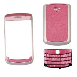 Blackberry Bold 9700 Pink with Pearl White Cell Phones & Accessories