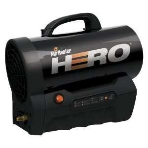 Heater MH35CLP 35,000 BTU Cordless Forced Air Propane Heater